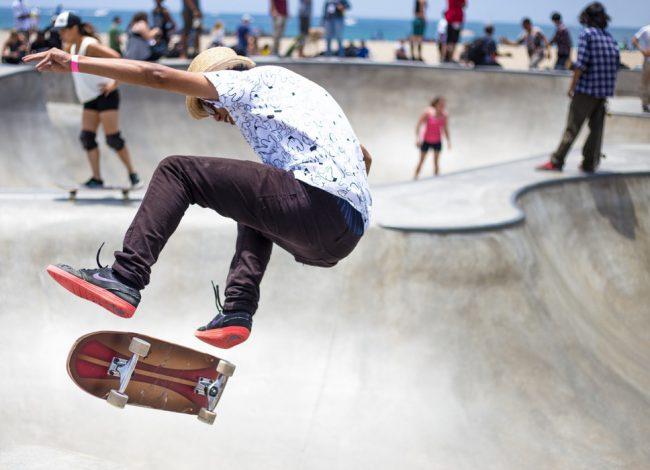 Skatewear : un style décontracté de skateur des années 90