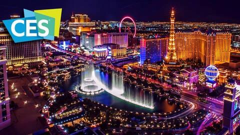 Les nouvelles inventions au CES à Las Vegas.